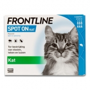 Frontline Spot-on Cat | 6 pipettes