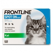 Frontline Spot-on Cat   3 pipettes