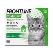 Frontline Combo Cat | 3 pipettes