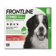 Frontline Combo Dog XL | 40-60 kg | 3 pipettes
