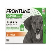 Frontline Combo Dog S | 2-10 kg | 3 pipettes