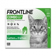Frontline Combo Cat | 6 pipettes