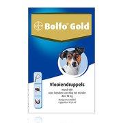 Bolfo Gold 100 Dog | 4-10 kg | 4 pipettes
