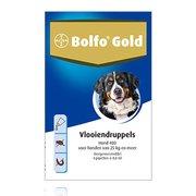 Bolfo Gold 400 | Dog 25-40 kg | 4 pipettes