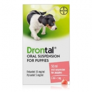 Drontal puppy | 50 ml