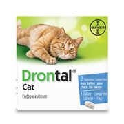 Drontal Cat | 2 tabl