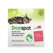 Dronspot Spot-on Medium Cat (2.5 - 5 kg)