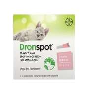 Dronspot Spot-on Small Cat (0.5 - 2.5 kg)