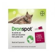 Dronspot Spot-on Grote Kat (5 - 8 kg)