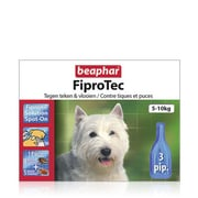 Fiprodog | 5-10 kg | 3 pipettes