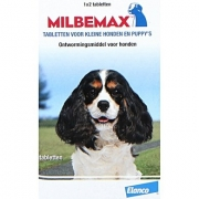 Milbemax Dog small / puppy | 2 tabl