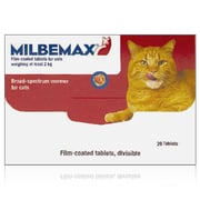 Milbemax Cat | 20 tabl