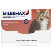Milbemax Cat small / Kitten | 6 tabl