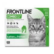 Frontline Combo Katze | 6 pipetten