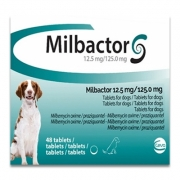 Milbactor - Dog - 48 tablets